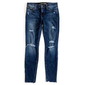Joe's Jeans Women's The Icon Mid Rise Skinny Jeans